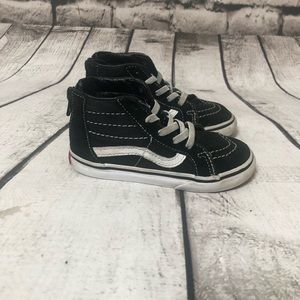 VANS Off The Wall High Top Sneakers 9T